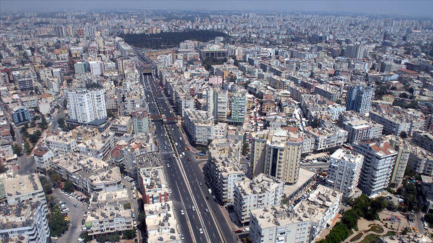 Nüfusa oranla en yüksek konut satışı Yalova ve Antalya'da