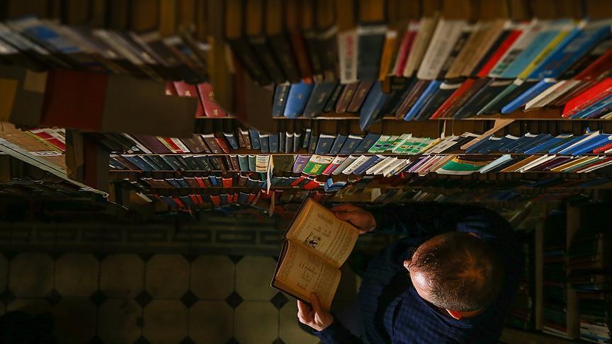 Türkiye'de geçen yıl yaklaşık 50 bin kitap yayımlandı!