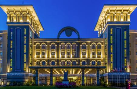 Kıbrıs Merit Royal Hotel & Casino İncelemesi