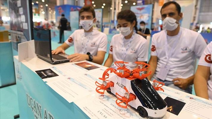 'Milli uçan arabaya' imza atmak isteyenler TEKNOFEST'te yarışacak