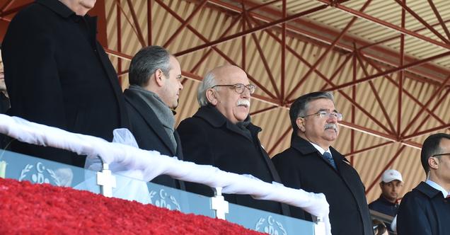 Nabi Avcı Çanakkale Zaferi'nin 100. yıl Törenlerine Katıldı