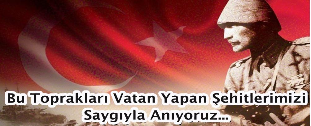 18 Mart Çanakkale Zaferi'nin 105. yıl dönümü!