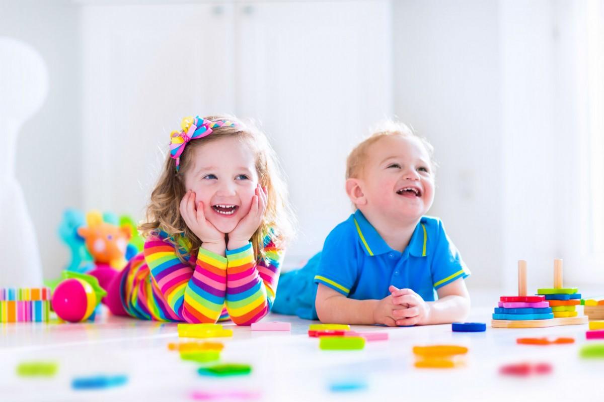 Mutlu çocukların beyni daha çok gelişiyor