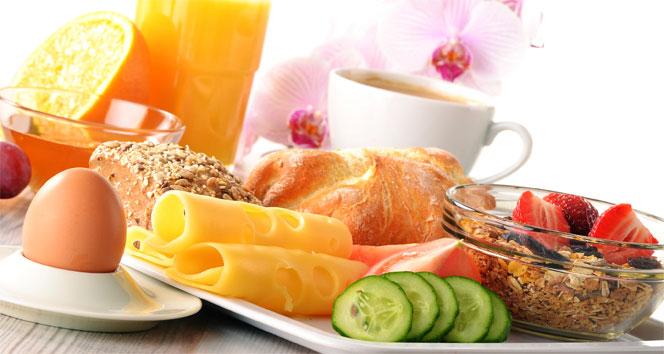 Bunları kahvaltı masanızdan uzak tutun!