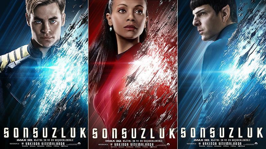Merakla beklenen filmin afişleri yayımlandı