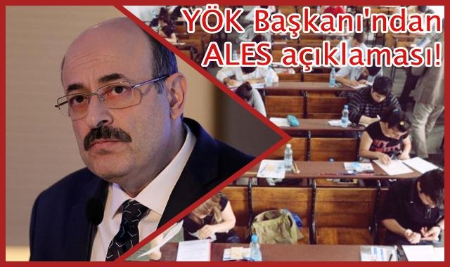ALES'in geçerlilik süresinin uzatılması Danıştay kararıyla iptal edildi