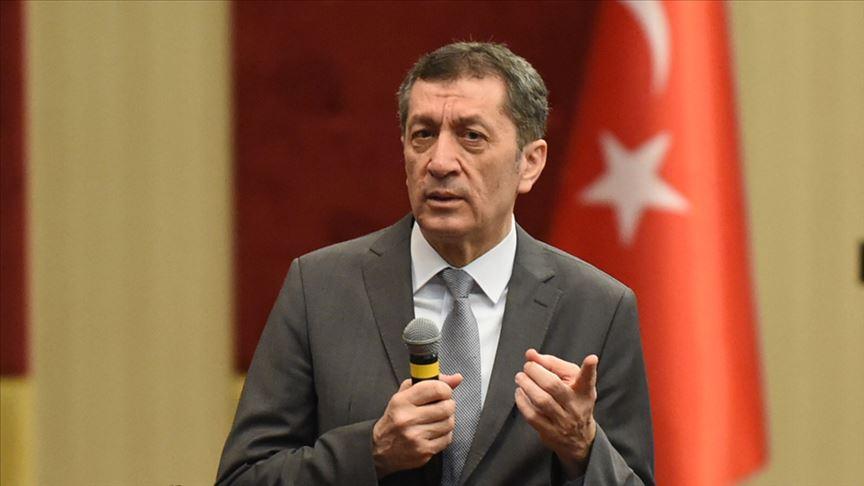 Millî Eğitim Bakanı Selçuk bugün Samsun'da