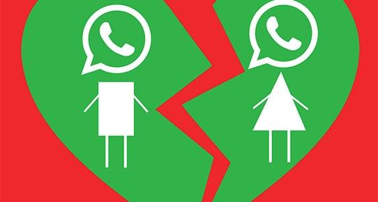 Boşanma Davalarının En Önemli Delili: WhatsApp!