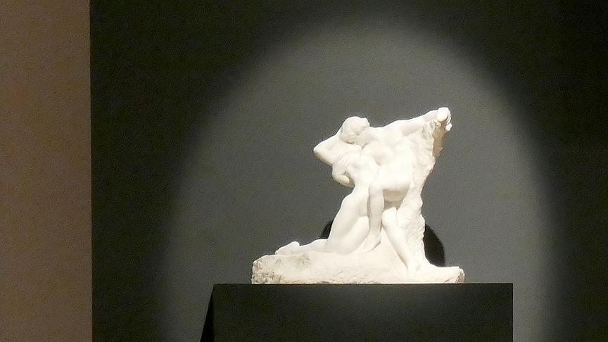 Rodin'in 'Sonsuz Bahar'ına rekor fiyat!