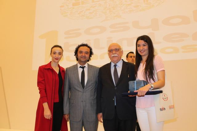 EBA belgesel yarışmasının galibi kim oldu?