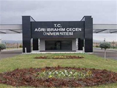 2012 Üniversite Tercih Rehberi - Ağrı İbrahim Çeçen Üniversitesi