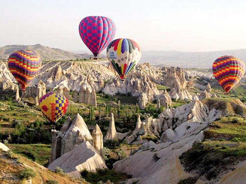 Nevşehir'de Turizm Faaliyetleri