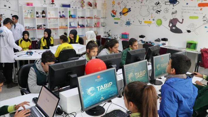 Yunus Emre Enstitüsü ilk bilim sınıfını Mardin'de açtı