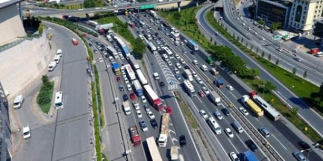 İstanbul'da 1 Mayıs'ta bu yollara dikkat!