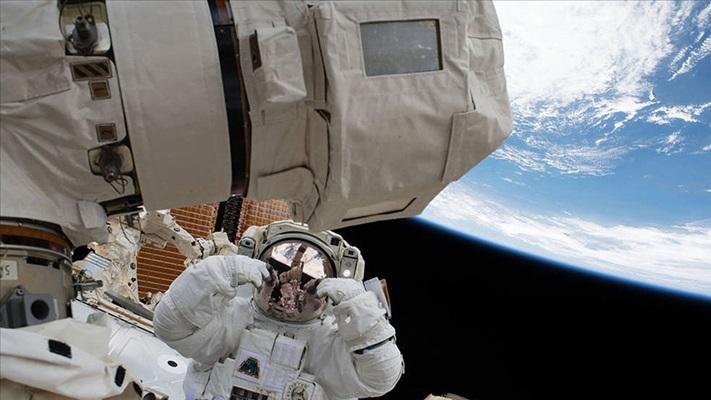 Uluslararası toplum uzaya 'kadın eli değsin' istiyor