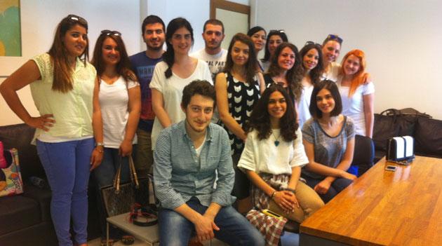 Avrupa Koçluk ve Mentorluk Konseyi'nden BİLGİ Öğrencilerine Koçluk-Mentorluk Eğitimi