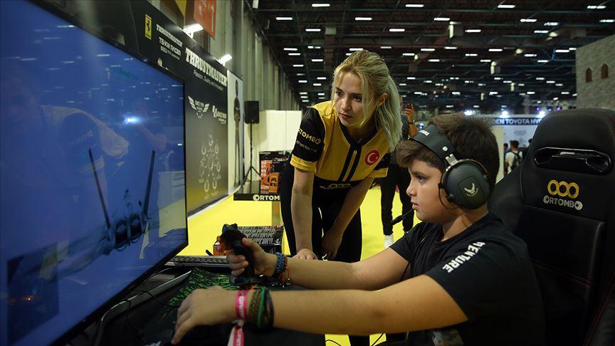 Oyun dünyası 'GameX Uluslararası Oyun Fuarı'nda buluşacak