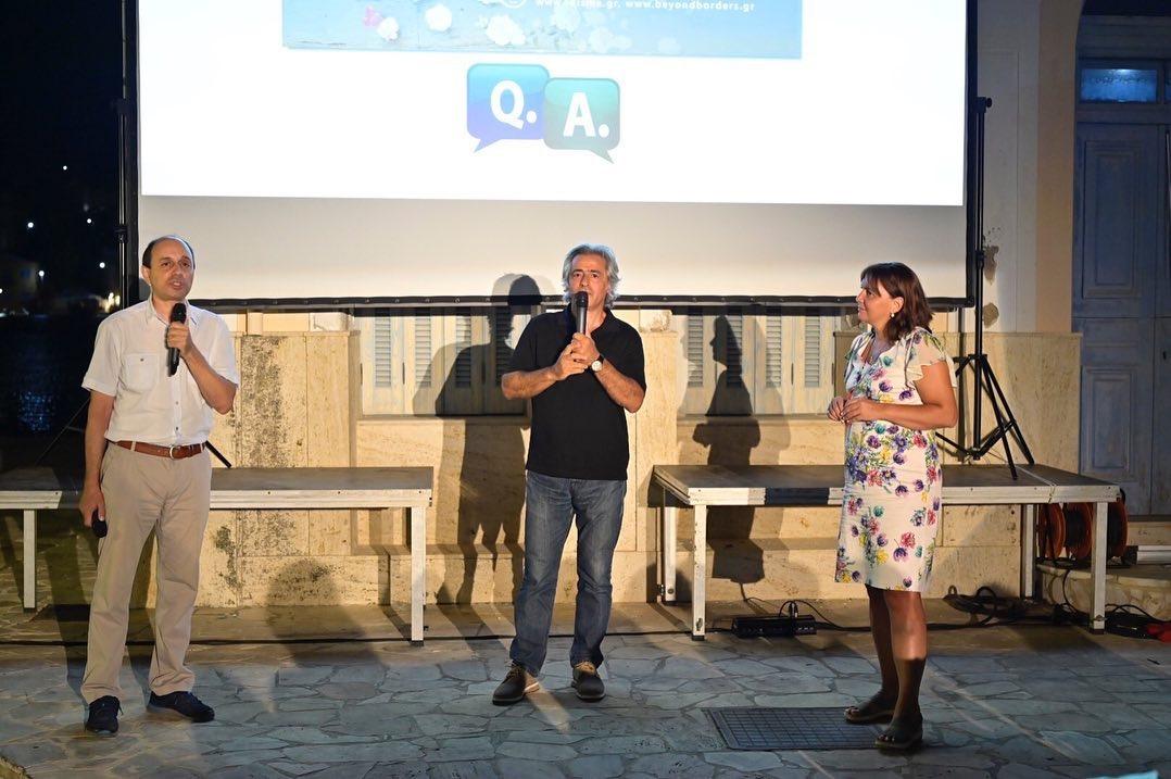 Vargit Zamanı Yunanistan'dan ödülle döndü