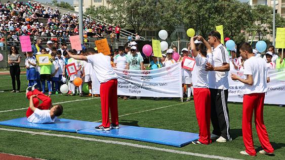 2. Karma Futbol Turnuvası Kayseri'de düzenlendi