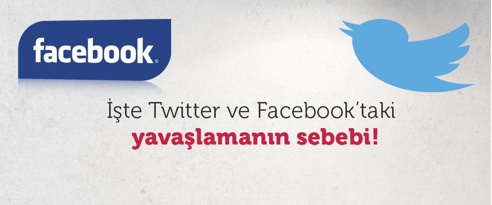 Twitter ve Facebook'a erişim bu yöntemle kesildi