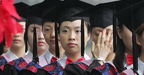 Çin'de yurtdışında eğitim gören öğrenci sayısı 520 bine ulaştı