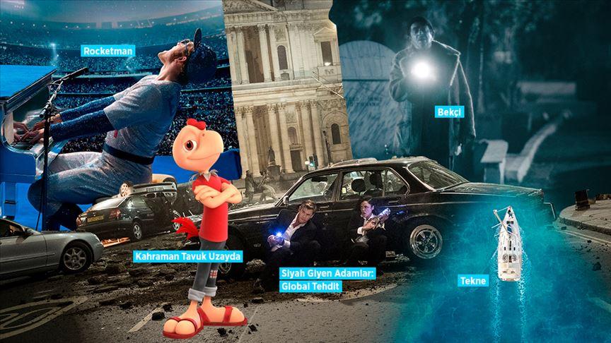Sinemada haftanın filmleri (14 Haziran 2019)