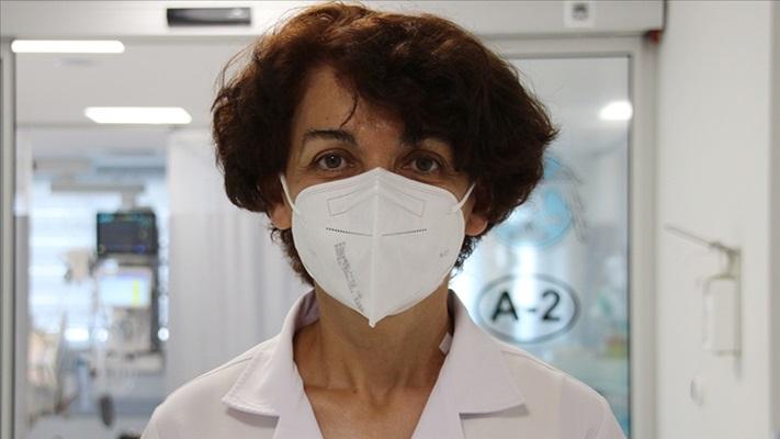 Anne adaylarına 'Kovid-19 aşısı olun ve koruyucu tedbirlere devam edin' çağrısı