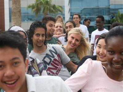 Kültürler Gediz Üniversitesi'nde Kucaklaşıyor