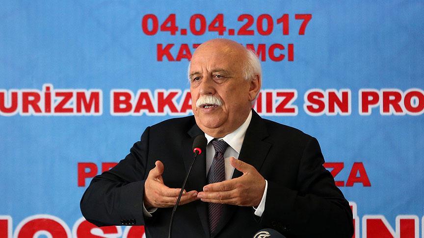 Kültür ve Turizm Bakanı Avcı: Atamalarla öğretmen açığını kapadık