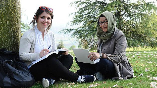 Sakarya Üniversitesi yabancı öğrencilerin gözdesi oldu