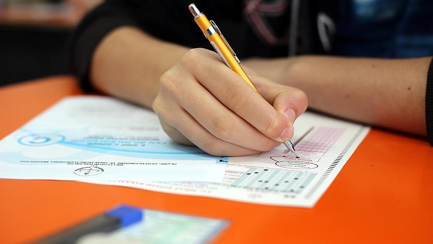 TEOG'da 665 öğrenci soruların hepsini doğru cevapladı