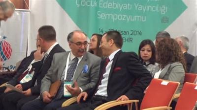 Çocuk edebiyatı Eskişehir'de tartışıldı
