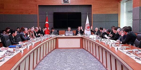 İş Güvenliği Tasarısı komisyonda kabul edildi