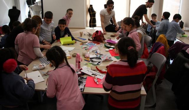 İlkokul öğrencileri giyilebilir teknoloji ürünleri tasarladı