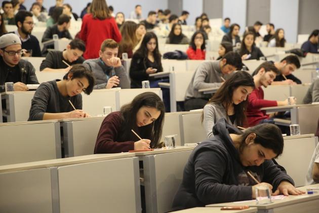 350 bin öğrenci YGS öncesi kendini denedi