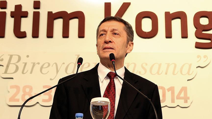 Millî Eğitim Bakanı Selçuk bugün Kayseri'de