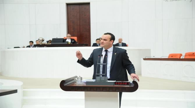 'Katlamalı Harç' Zulmü Meclise Taşındı