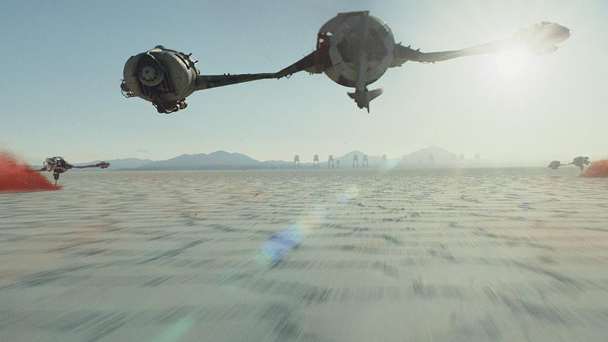 Star Wars hayranlarına müjdeli haber!
