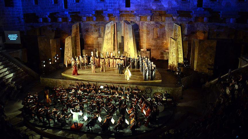 'İddialı' prodüksiyonlar Aspendos'ta görücüye çıkacak