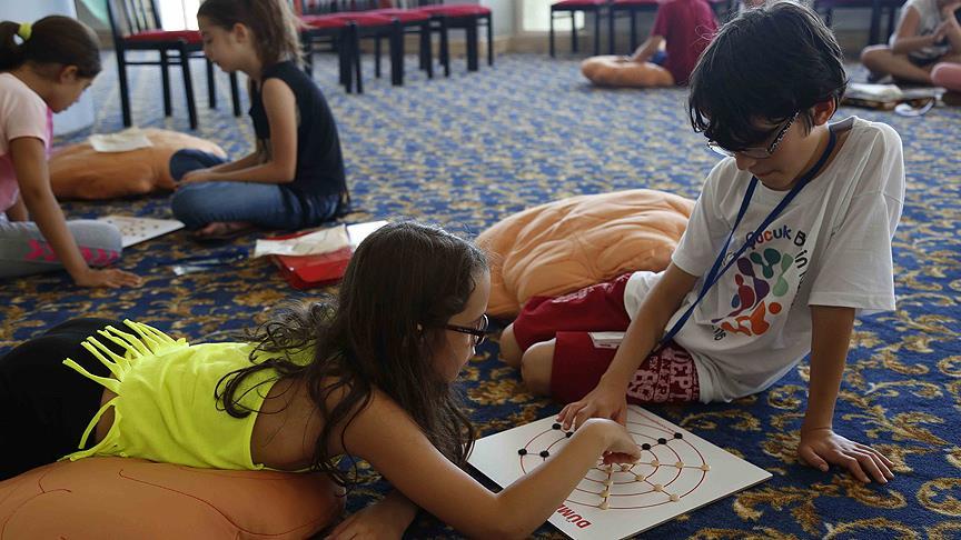 TÜZDEV'den çocuklara yaz kampı