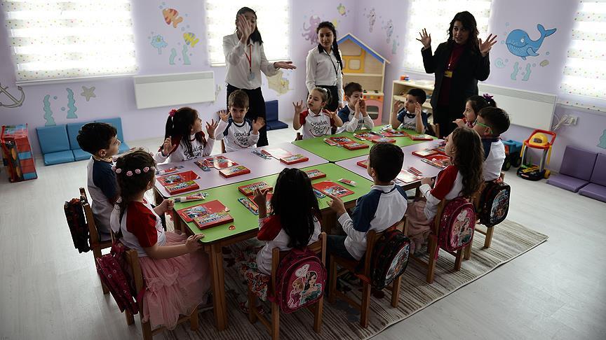 Anaokulu ve kreş 'okul korkusu'nu önlüyor