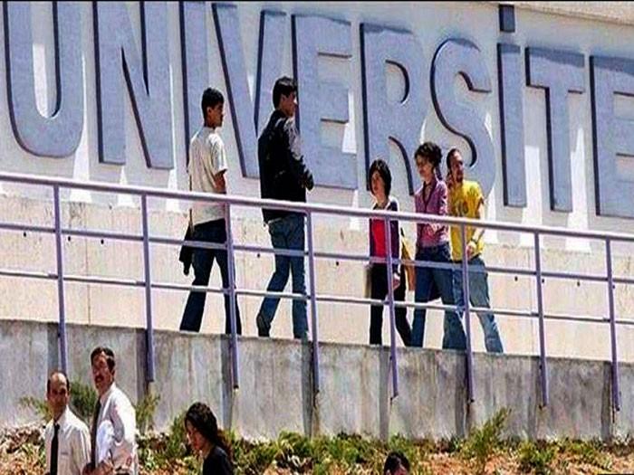 Kapatılan üniversitelerin öğrencilerinden: #YÖKbizimagduretme