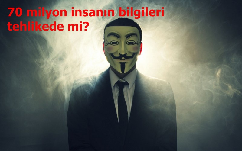 Anonymous, Emniyet'i Hackledi!