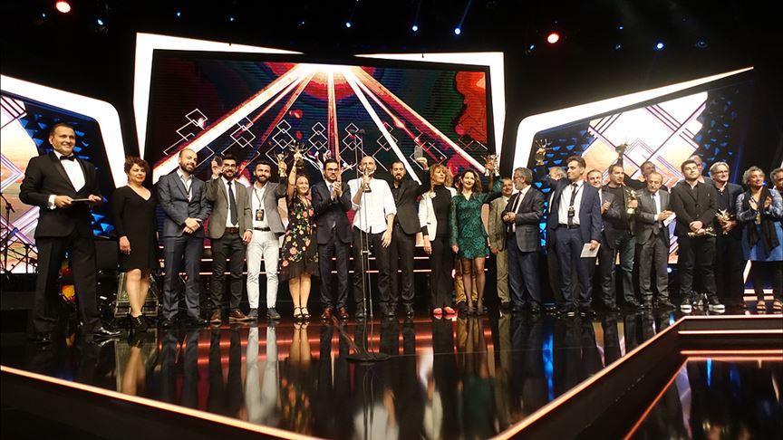 '11. Uluslararası TRT Belgesel Ödülleri' sahiplerini buldu