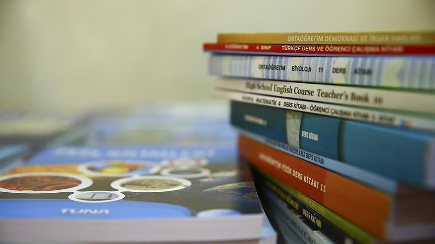 Ders kitaplarına milli yazılım ile inceleme
