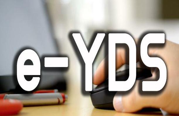 e-YDS giriş belgeleri internette!