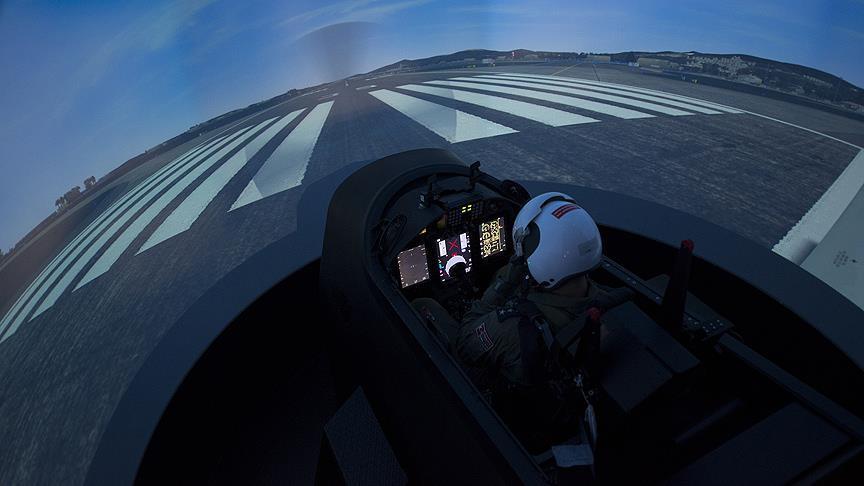 Pilotları önce HÜRSİM uçuracak