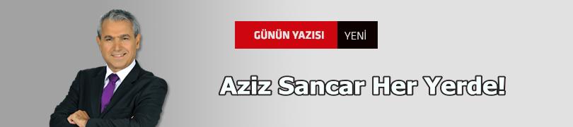 Aziz Sancar Her Yerde!