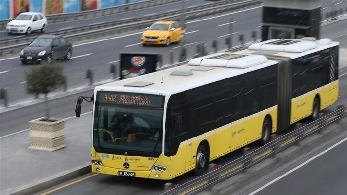 Sağlık çalışanları 31 Aralık'a kadar toplu taşıma hizmetlerinden ücretsiz yaralanacak