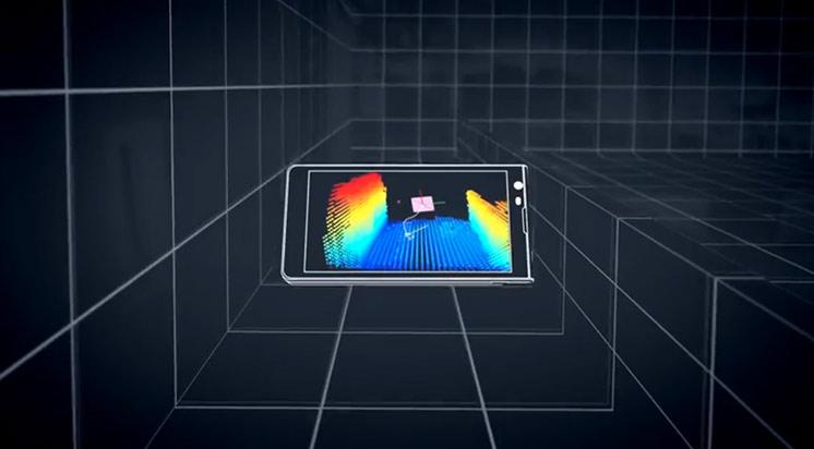 Google'dan 3D Kameralı Telefon Geliyor!